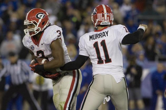 Bulldogs Look to Resurrect Rushing Attack Against Run-Stuffing Gators