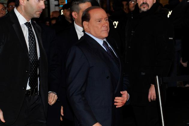 Silvio Berlusconi Four-Year Sentence Quickly Cut to One Year