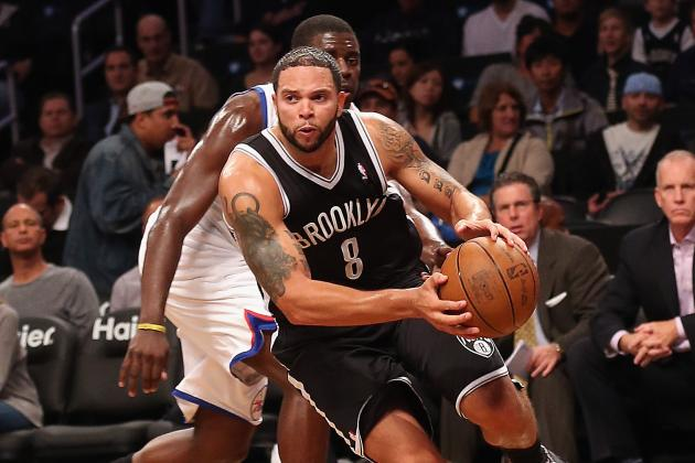 Deron Williams Diagnosed with Left Ankle Synovitis