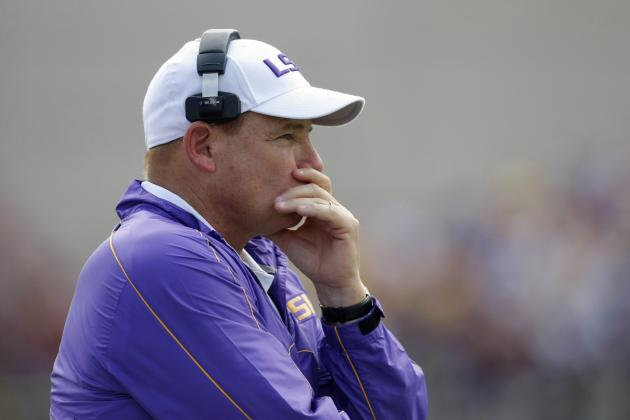 LSU's Football Graduation Rates Rank No. 2 in SEC