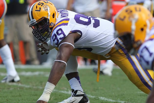 LSU Defense Getting Stronger Through Depth