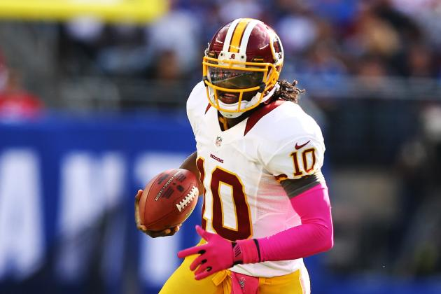Can RG3 Run Past the Steelers?