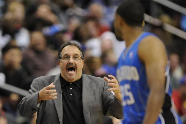 Dwight Howard, Stan Van Gundy Leave Magic in Tough Spot