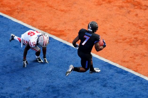 BSU Four-Year Grad Rate Among Best for Ranked Football Teams