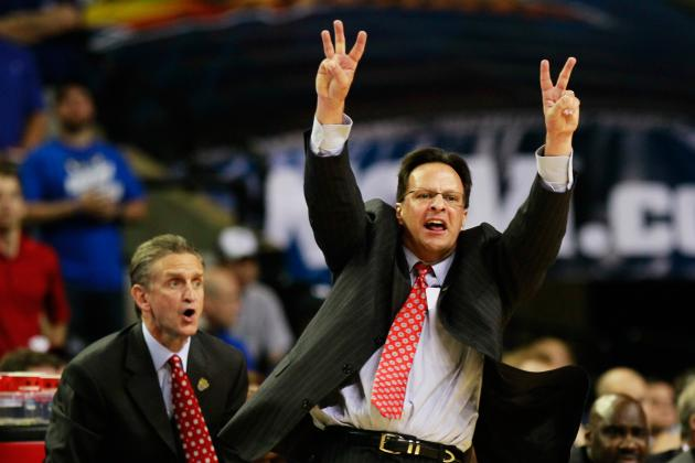 Indiana Basketball: Where Does Coach Tom Crean Rank Among CBB's Best Recruiters?
