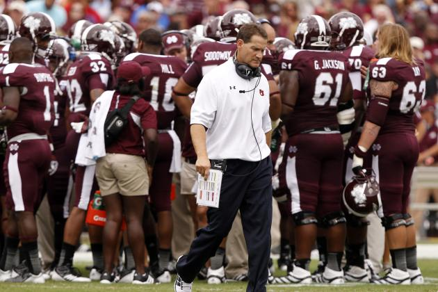 Auburn Football: Can Gene Chizik Save His Job on Upcoming Homestand?