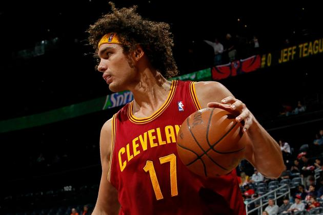 Anderson Varejao Is OK with Center Position Being Left Off All-Star Ballot