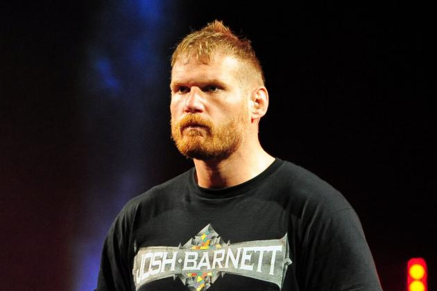 Josh Barnett's Manager Says He Won't Be Going to Pancrase