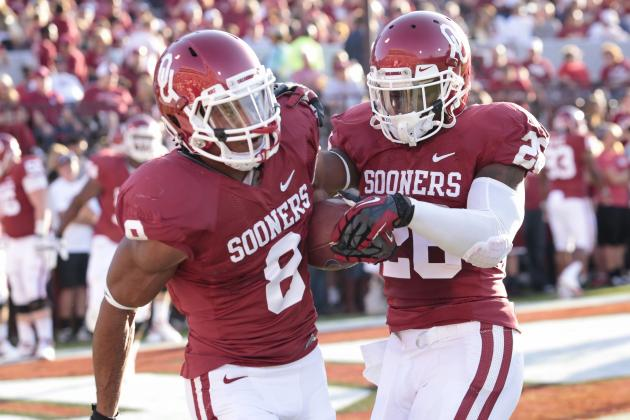 Notre Dame vs. Oklahoma: Sooners Explosive Offense Will Be Too Much for Irish D