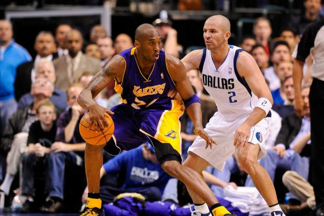 Kobe Bryant Questionable for Opener vs. Mavs