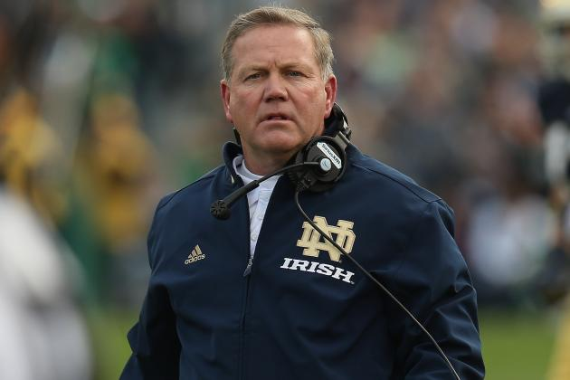 Maisel: Sooners, Fighting Irish Have a Glorious History and a Promising Future