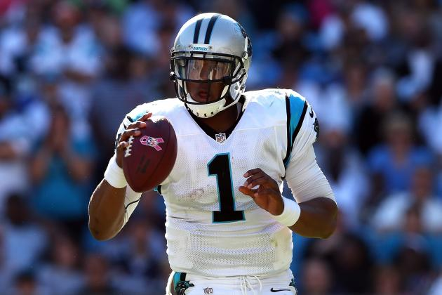 Cam Newton: Panthers QB Will Continue to Struggle Throughout 2012