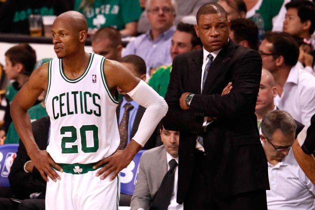 Doc: If Focus Is on Ray, C's 'Lose by 40'