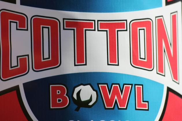 Winner of Texas A&M-Mississippi State Would Represent SEC at Cotton Bowl
