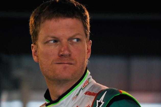 Dale Jr. Hopes Drivers Don't Ignore Concussions