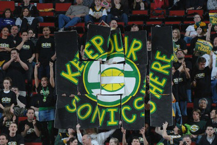 Seattle Supersonics and David Stern: Paradise Lost and Found Again