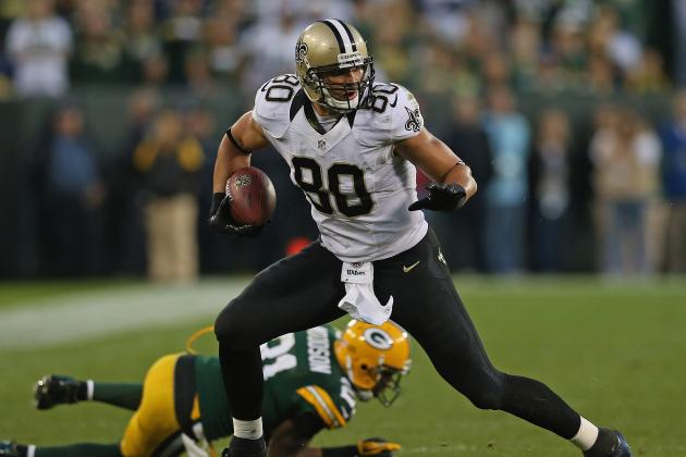 Jimmy Graham Wants to Play for New Orleans Saints