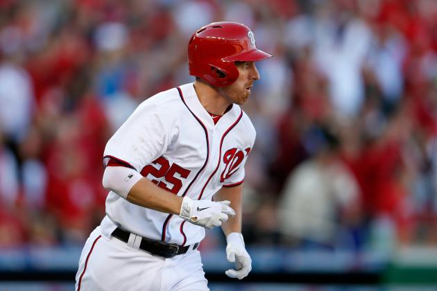 Adam LaRoche, Nationals Still Talking Contract