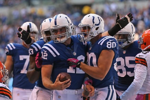 Andrew Luck: QB Will Lead Colts to Their First Road Victory of Season vs Titans