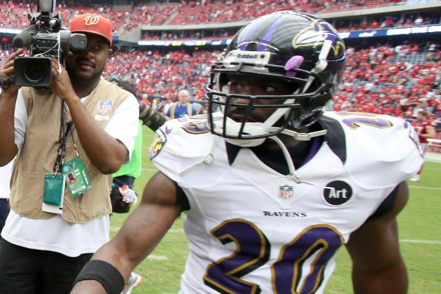 Ravens Fined $20K for Misreporting Ed Reed's Injury