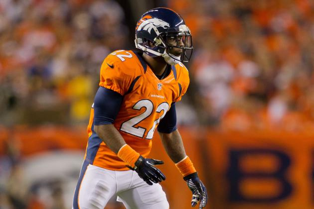 Broncos' Tracy Porter Listed as Questionable for Sunday's Game