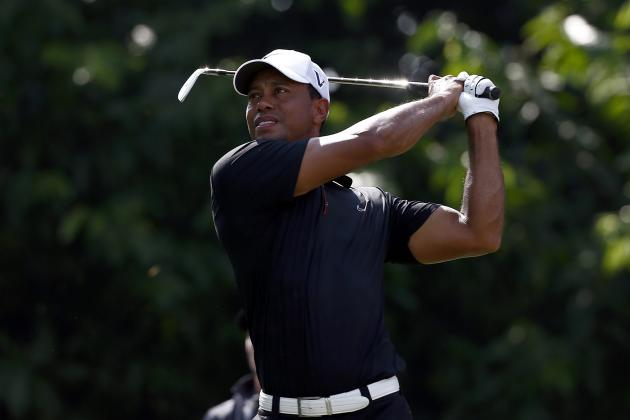 Tiger Woods: Strong Showing in CIMB Vital Before 1-on-1 with Rory McIlroy