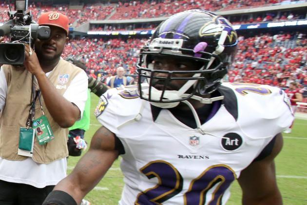 Ravens Fined $20,000 for Not Reporting Ed Reed Injury