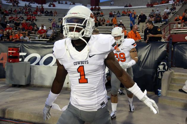 TCU vs. Oklahoma State: Cowboys Offense Will Be Too Much for Horned Frogs