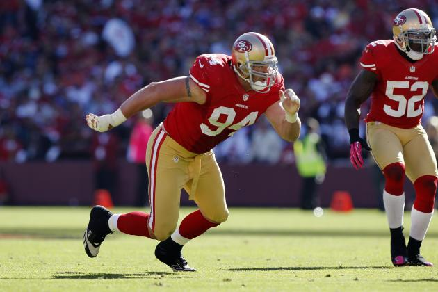 San Francisco 49ers Defense Can Pad Sack Numbers