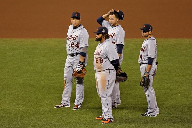 MLB Playoffs 2012: Players Costing Detroit the World Series