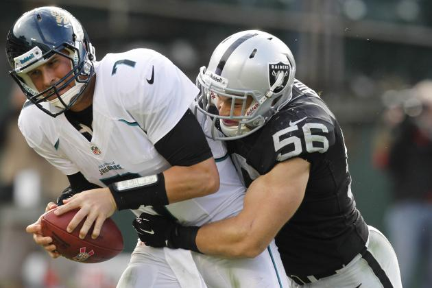 New Blood Pumps Life into Raider Defense