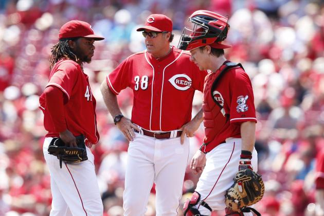 Marlins Interview Reds Pitching Coach Bryan Price