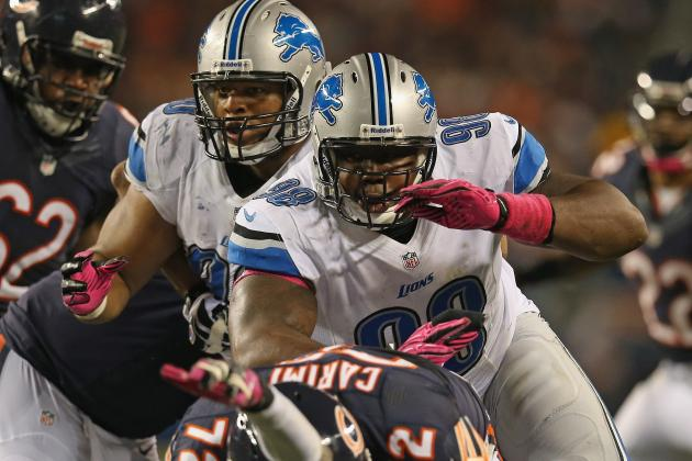 Lions' Gunther Cunningham Explains Spotlight on Ndamukong Suh