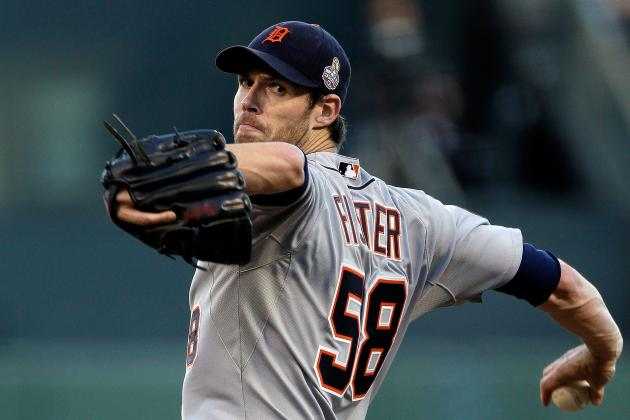 Why Doug Fister's Bravery, Toughness Should Have Inspired His Tigers Teammates