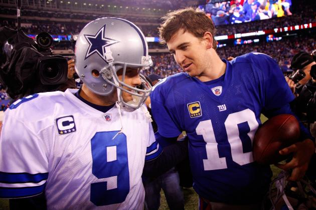 New York Giants vs. Dallas Cowboys: Preview & Prediction