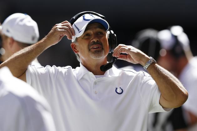 Chuck Pagano Keeping in Touch with Team While Being Treated for Leukemia