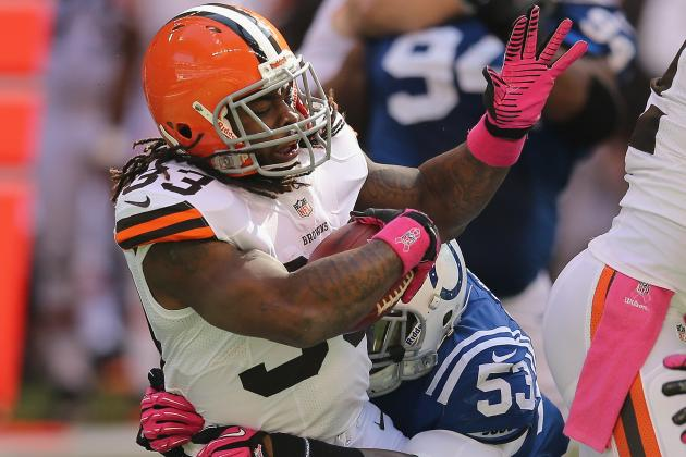 Why It's Not Foolish for the Browns to Consider Resting Trent Richardson