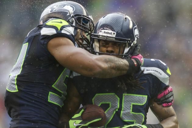 Seahawks, Lions Matchup Will Be Battle of the Bigs