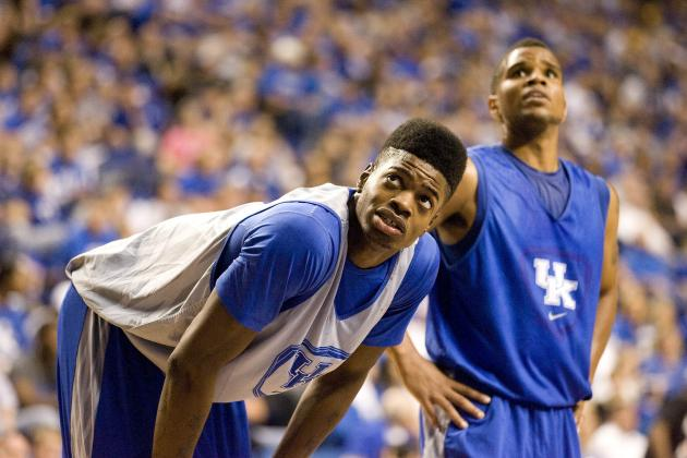 Kentucky Is No. 3 in AP Preseason Poll