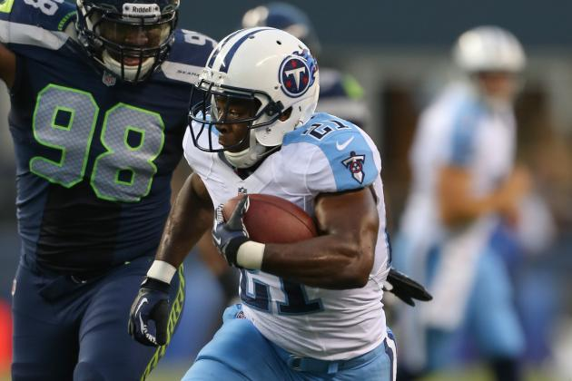 Titans Place Javon Ringer on Injured Reserve