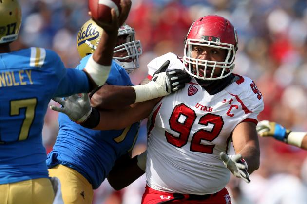 Utah Football Notes: Lotulelei Doesn't Regret Coming Back