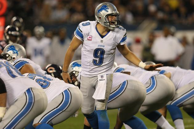 Seahawks vs. Lions: Stafford, Offense Needs Quick Start for Desperate Lions