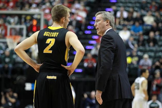 Iowa Men Face Early Test in Creighton