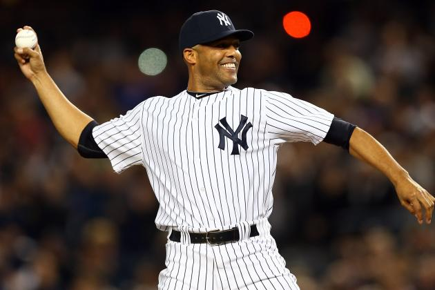 Mariano Rivera Downgraded from Definite to Likely to Maybe for 2013