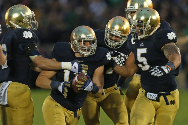Notre Dame vs. Oklahoma: Fighting Irish Will Prove They Are Real Contenders