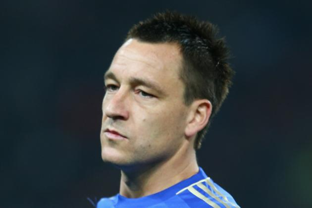 Chelsea Will Miss John Terry, Says Manchester United Manager