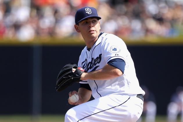 Padres Starters Tim Stauffer, Dustin Moseley Become Free Agents