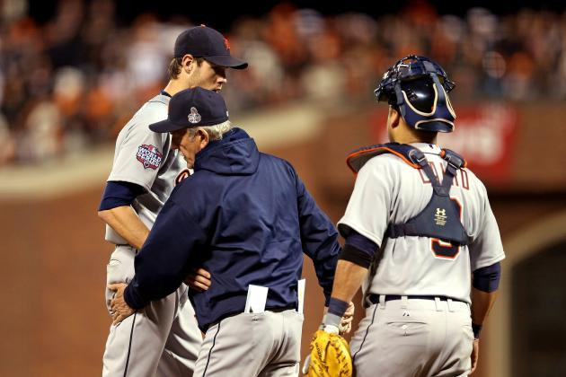 Tigers' Doug Fister Will Undergo More Tests After Line Drive to Head
