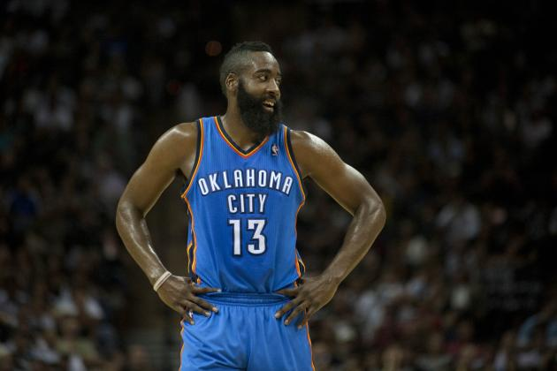 NBA Rumors: Re-Signing James Harden Would Cement Thunder as West's Elite Team