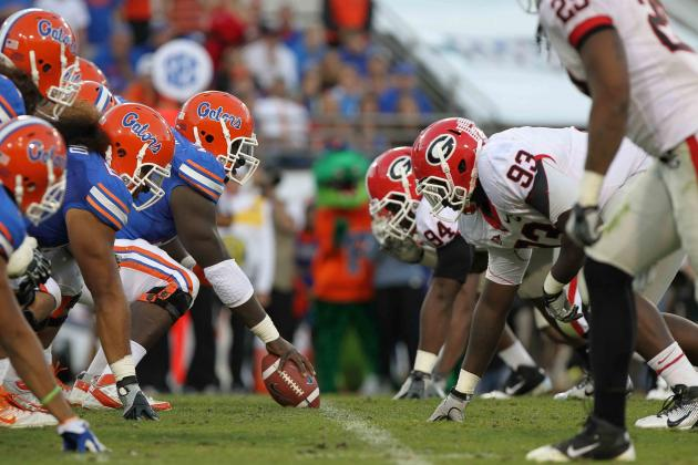 Florida vs. Georgia: Bulldogs Will Be Overpowered by Gators' Defense